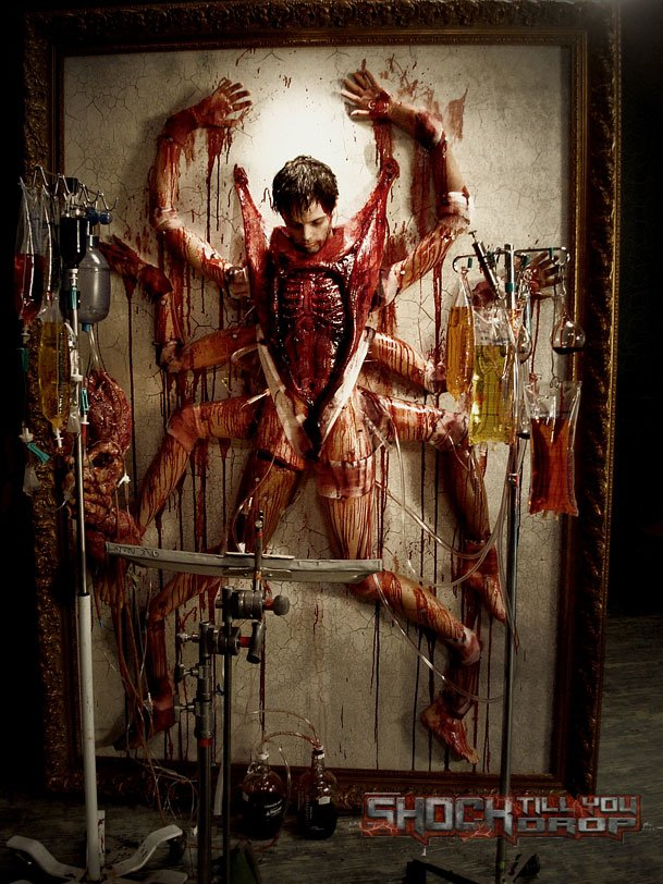 Exclusive: Want to See Some Gory FX Too Extreme for The Collection?