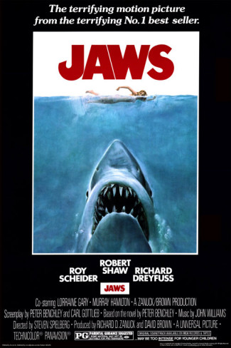 jaws - Halloween Movies Rated Pg