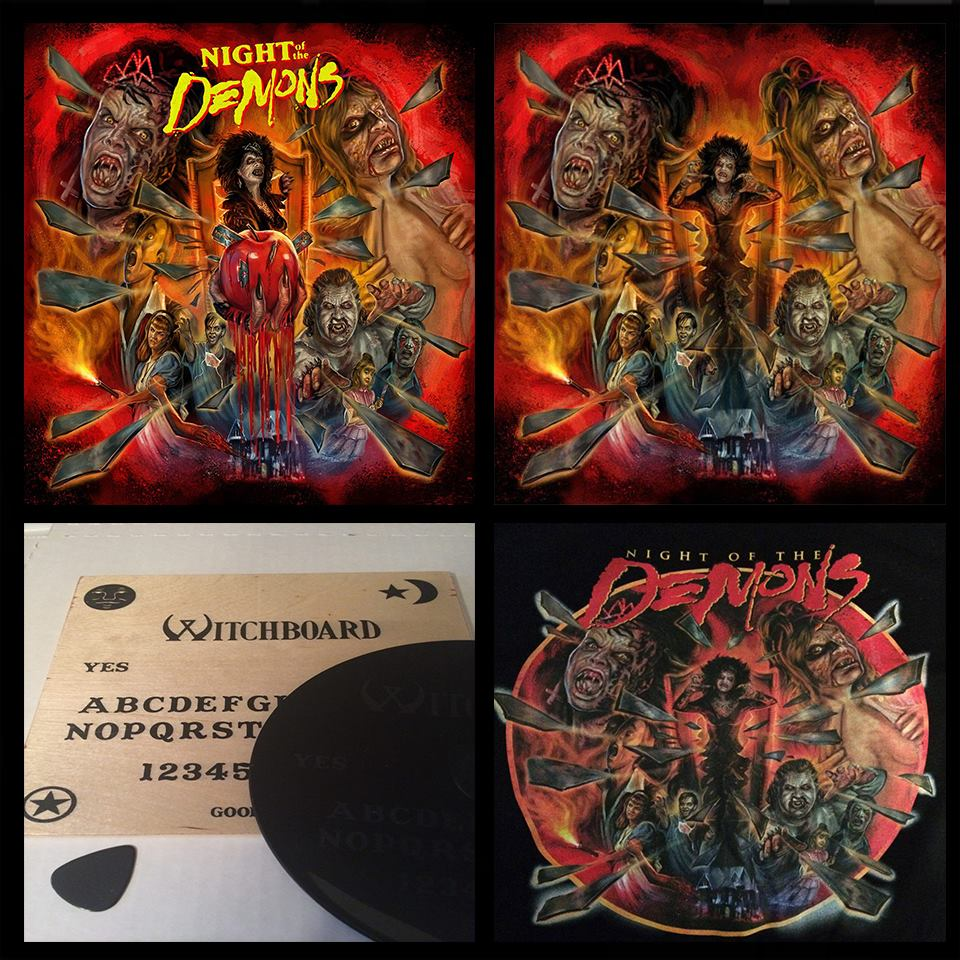 night of the demons vinyl