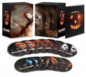 Halloween the complete collection 1