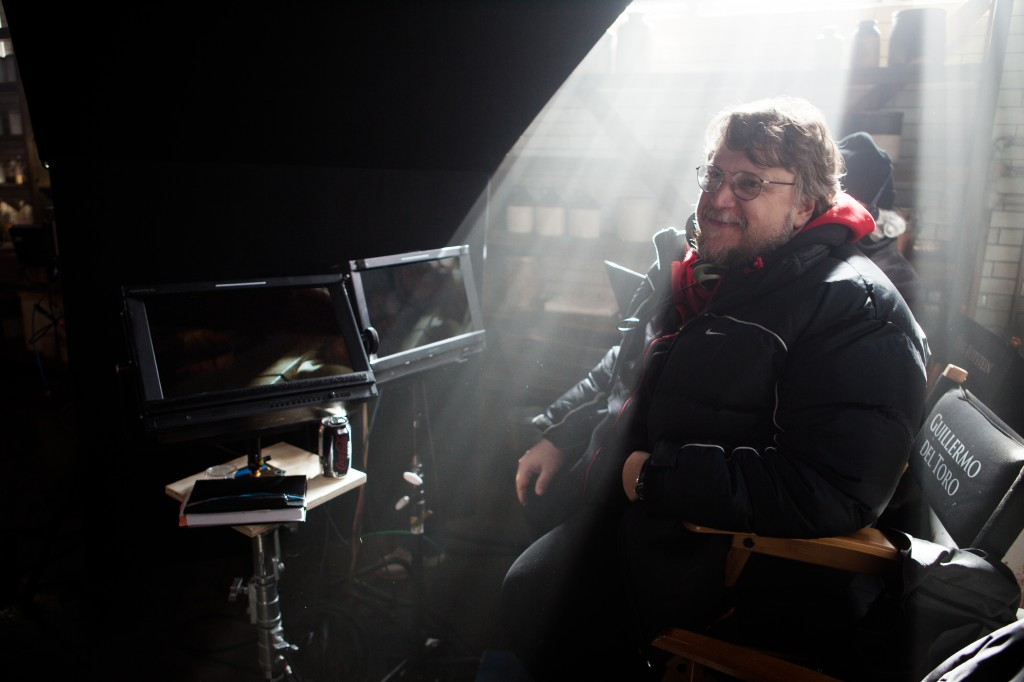 Guillermo Del Toro on Crimson Peak