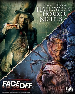 Face Off Halloween Horror Nights
