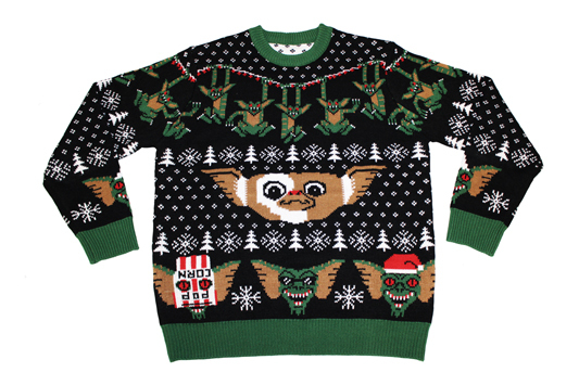 Want A Gremlins Knit Christmas Sweater Sure You Do Comingsoonnet