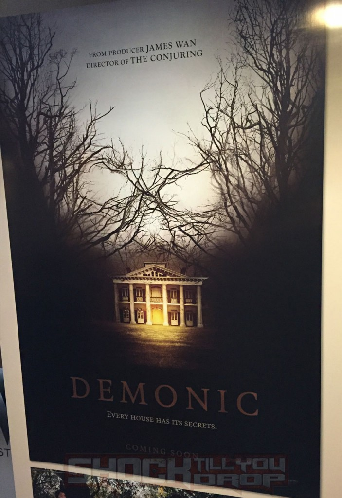 Demonic - James Wan AFM