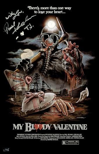 Fright Rags Re Releases MY BLOODY VALENTINE Shirts And Poster    ComingSoon.net