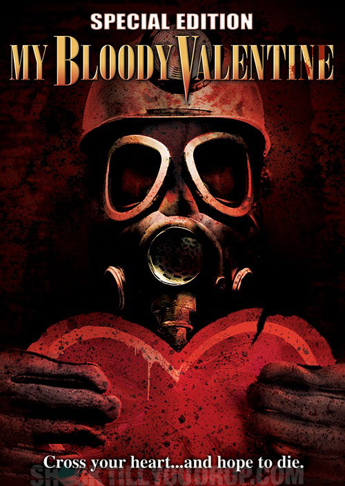 My Bloody Valentine Special Edition DVD