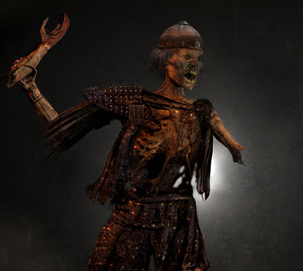 See Some Mummy 3 Concept Art, Pics & Video - ComingSoon.net