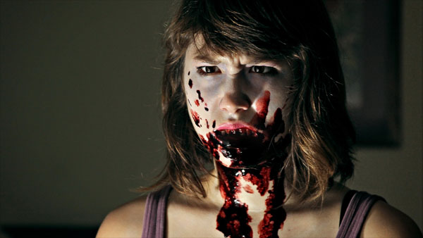 That Zombie Girl Makes A Vampire Movie - Comingsoonnet-8790