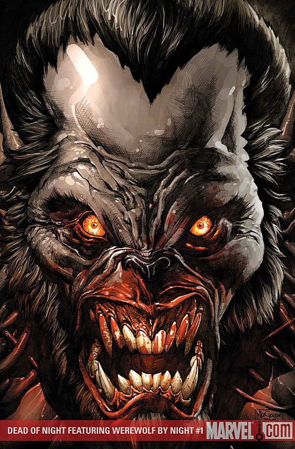 Marvel Comics' Werewolf By Night