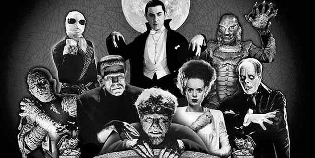 Image result for universal classic monsters