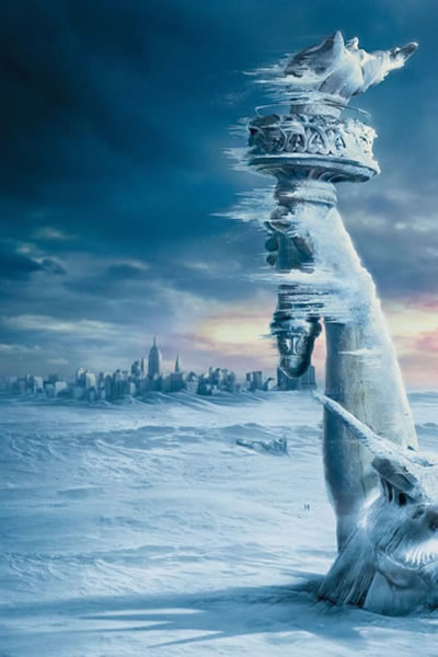 New Key Art For THE DAY AFTER TOMORROW!!!