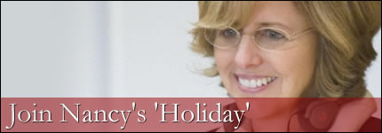 chatting 39 the holiday 39 with nancy meyers. Black Bedroom Furniture Sets. Home Design Ideas