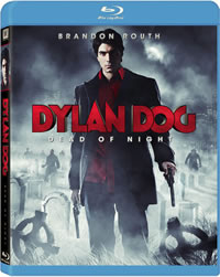 Dylan Dog Blu-ray cover
