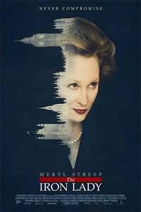 The Iron Lady release date December 30