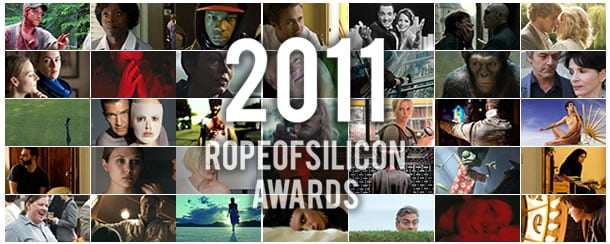 2011 RopeofSilicon Movie Awards