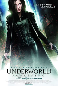 Underworld Awakening Friday Box-office