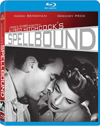 A review and look at Alfred Hitchcock's Spellbound