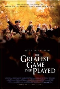 The Greatest Game Ever Played Movie Review