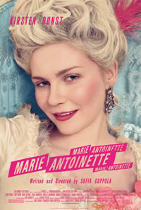 Marie Antoinette Movie Review