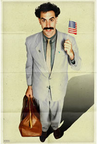 Borat: Cultural Learnings of America for Make Benefit Glorious Nation of Kazakhstan Movie Review