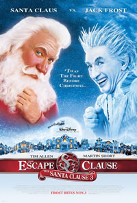 The Santa Clause 3: The Escape Clause Movie Review
