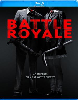 Battle Royale Blu-ray Review
