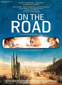 On the Road trailer Kristen Stewart