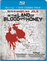 In the Land of Blood and Honey on DVD Blu-ray today
