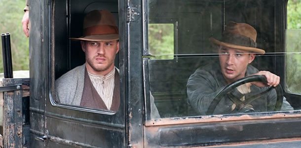 'Lawless' Trailer Starring Tom Hardy and Shia LaBeouf ...