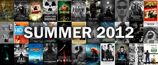 2012 Summer Movie Preview