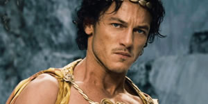Luke Evans in Immortals