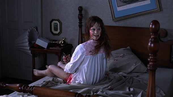 The Exorcist paused