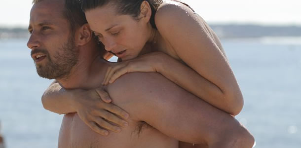 Rust and Bone movie review Cannes Film Festival