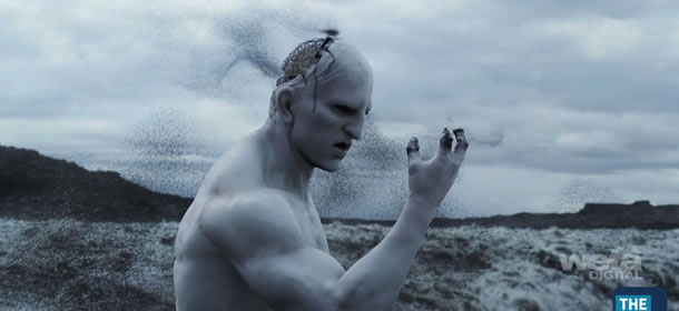 Behind the effects of Prometheus