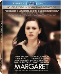 Margaret on DVD Blu-ray today