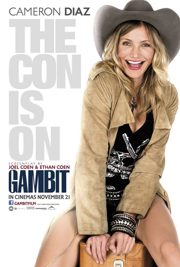 Gambit Character Poster