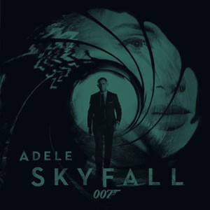 Adele Skyfall Cover Art