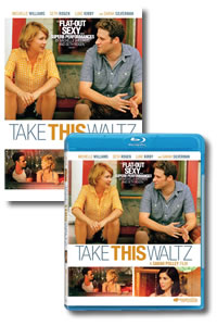 Take This Waltz on DVD Blu-ray today