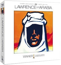 Lawrence of Arabia on DVD Blu-ray today