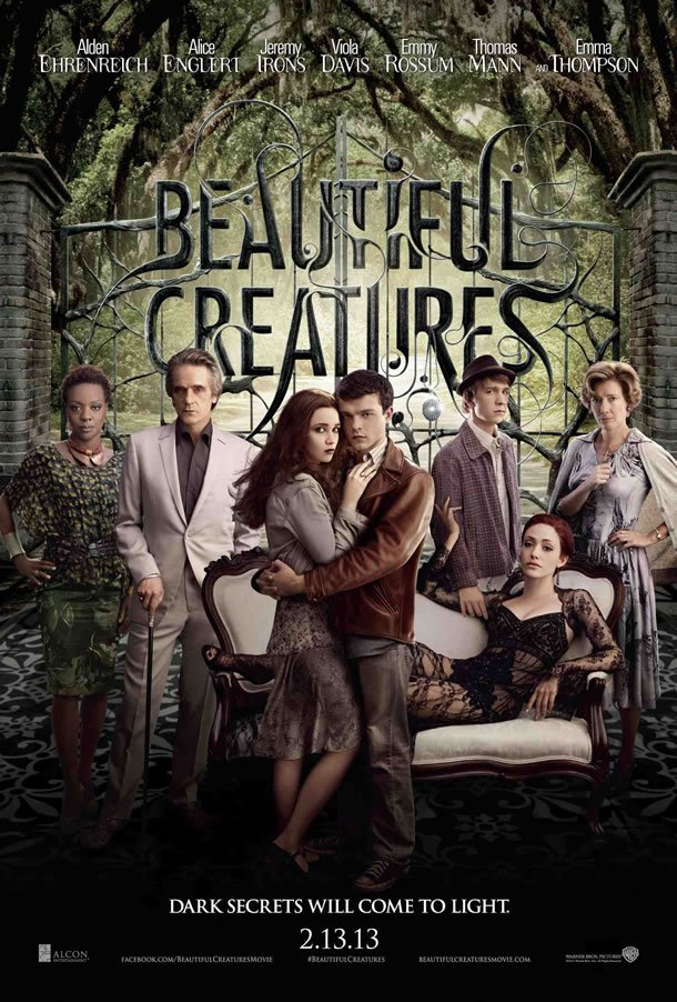 Beautiful Creatures : Poster