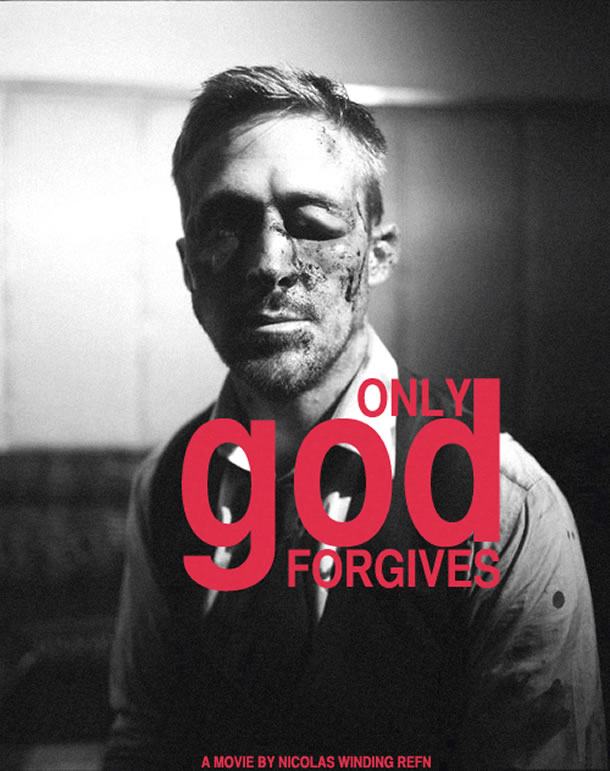 Only God Forgives : American Film Market Poster