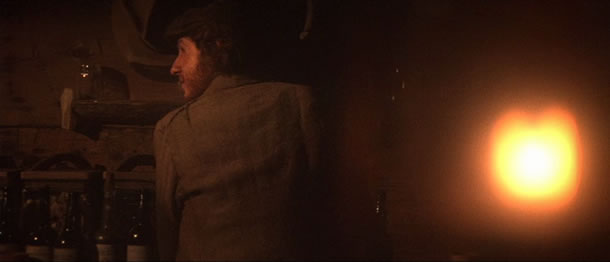 Rene Auberjonois in McCabe & Mrs. Miller