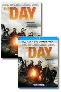 The Day on DVD Blu-ray today