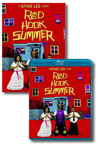 Red Hook Summer on DVD Blu-ray today