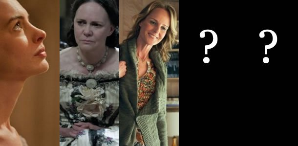 2013 Oscar Prediction Poll: Who Fills the Fourth and Fifth Best Supporting Actress Slots?