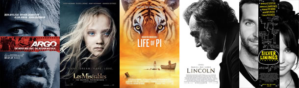 Who will win Best Picture at the 2013 Oscars?