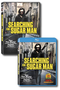 Searching for Sugar Man on DVD Blu-ray today