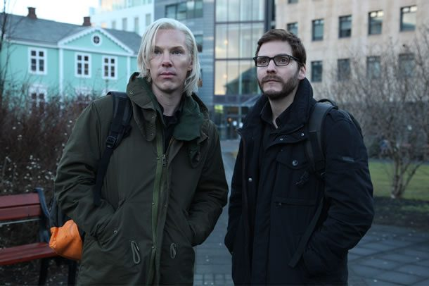 Benedict Cumberbatch Movies and TV Spotlight: The Fifth Estate (2013)