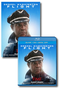 Flight on DVD Blu-ray today