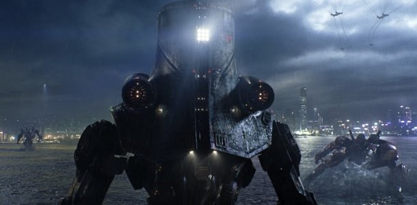 Pictures from Pacific Rim